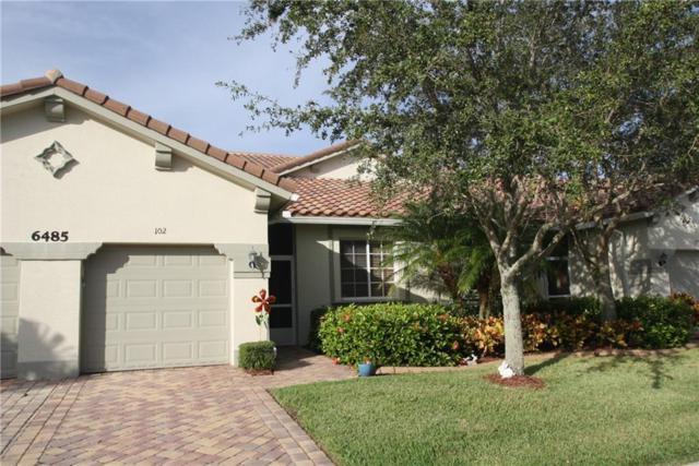 6485 Oxford Circle 102B, Vero Beach, FL 32966 (MLS #211637) :: Billero & Billero Properties