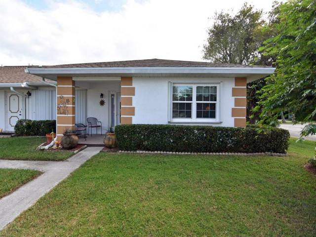 1225 S Lakes End Drive D, Fort Pierce, FL 34982 (MLS #211797) :: Billero & Billero Properties
