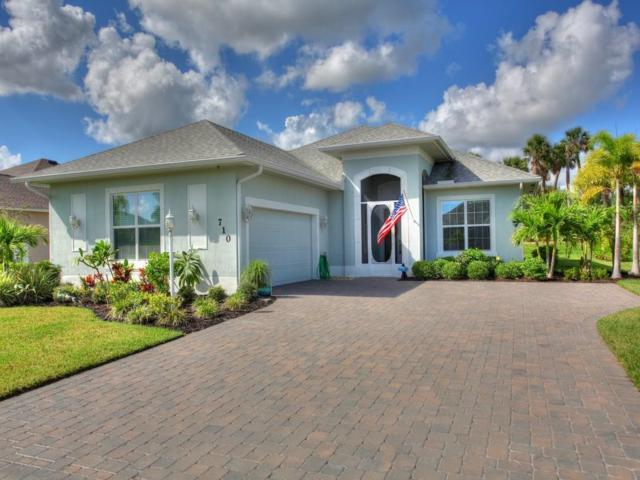 710 Yearling Trail, Sebastian, FL 32958 (MLS #211854) :: Billero & Billero Properties