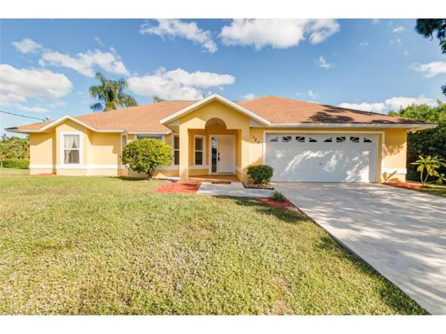 120 Concha Drive, Sebastian, FL 32958 (#212112) :: The Reynolds Team/Treasure Coast Sotheby's International Realty