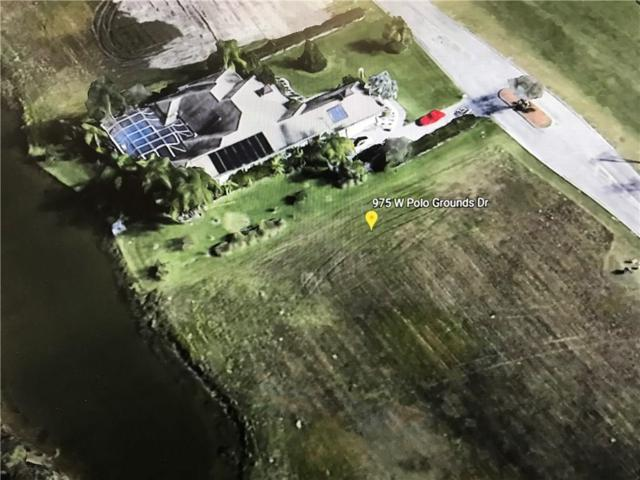 975 W Polo Grounds Drive, Vero Beach, FL 32966 (MLS #212441) :: Billero & Billero Properties