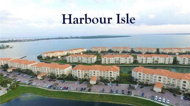 7 Harbour Isle Drive E #106, Fort Pierce, FL 34949 (#212625) :: The Reynolds Team/Treasure Coast Sotheby's International Realty