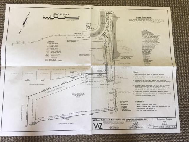240 Lakeview Way, Vero Beach, FL 32963 (MLS #212630) :: Billero & Billero Properties