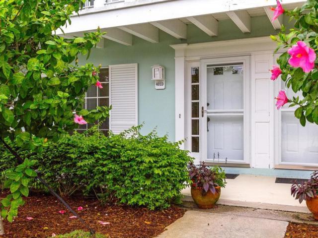 300 Harbour Drive 401D, Vero Beach, FL 32963 (MLS #213240) :: Billero & Billero Properties