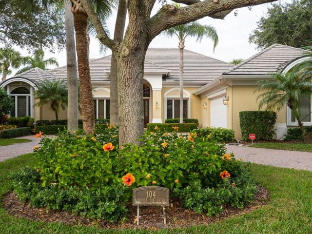 104 Hidden Oak Dr, Indian River Shores, FL 32963 (MLS #213365) :: Billero & Billero Properties