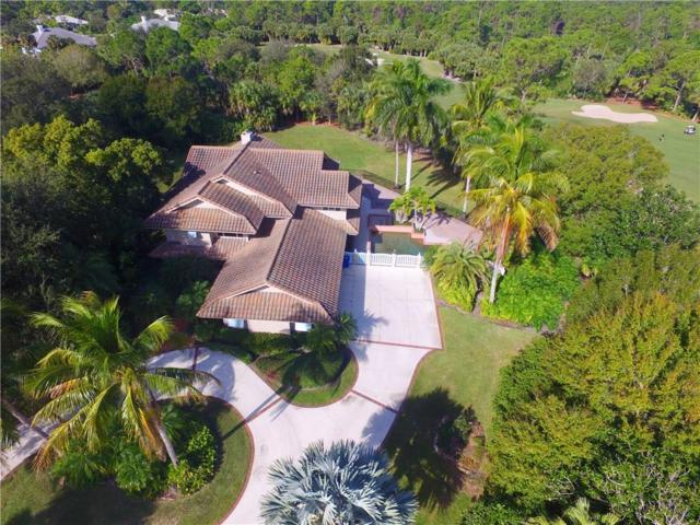 5885 Turnberry Lane, Vero Beach, FL 32967 (MLS #213522) :: Billero & Billero Properties