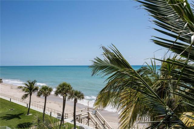 3500 Ocean Drive #423, Vero Beach, FL 32963 (MLS #214902) :: Billero & Billero Properties