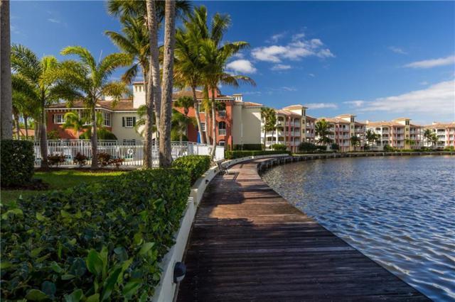 5220 W Harbor Village Drive #203, Vero Beach, FL 32967 (#214927) :: The Reynolds Team/Treasure Coast Sotheby's International Realty