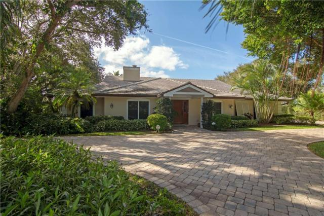 2207 Cove Drive, Vero Beach, FL 32963 (MLS #214961) :: Billero & Billero Properties