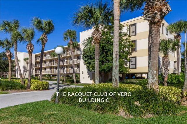 3939 Ocean Drive 211C, Vero Beach, FL 32963 (MLS #215357) :: Billero & Billero Properties