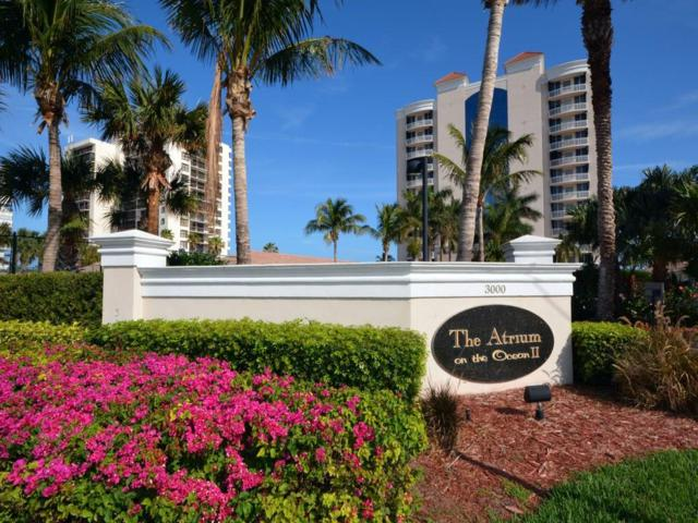 3000 N Highway A1a 8D, Hutchinson Island, FL 34949 (MLS #215491) :: Billero & Billero Properties