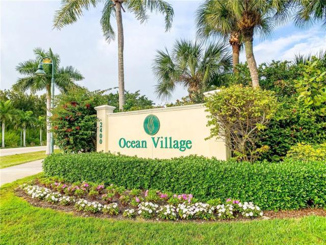 2400 S Ocean Drive V114, Fort Pierce, FL 34949 (MLS #215693) :: Billero & Billero Properties