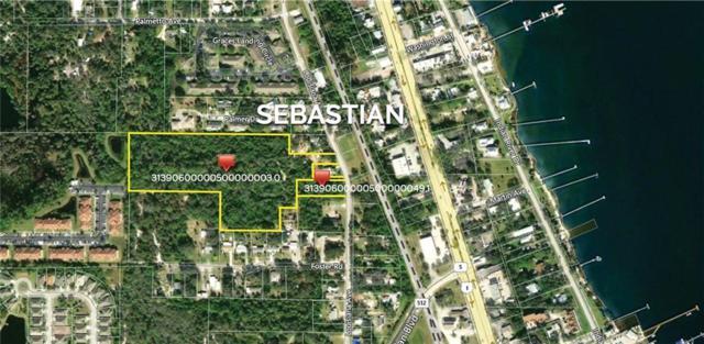 0 Louisiana Avenue, Sebastian, FL 32958 (MLS #216154) :: Billero & Billero Properties