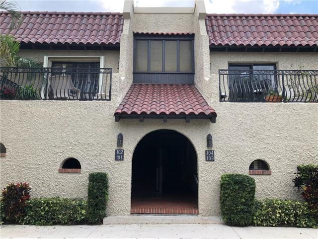 5151 Highway A1a #104, Indian River Shores, FL 32963 (MLS #216303) :: Billero & Billero Properties