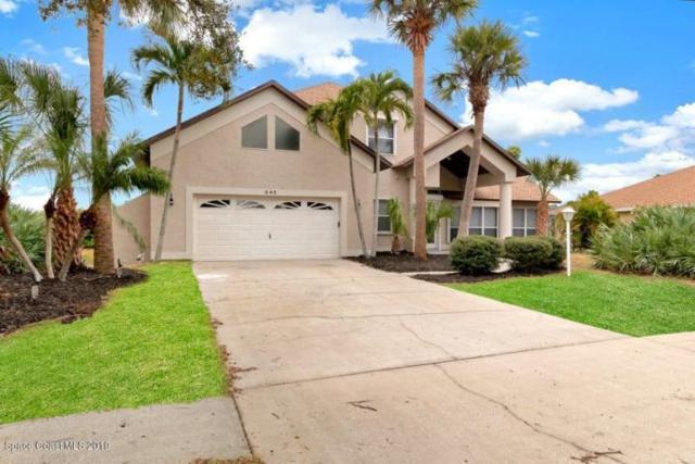542 Sanderling Drive, Melbourne, FL 32903 (MLS #217421) :: Billero & Billero Properties