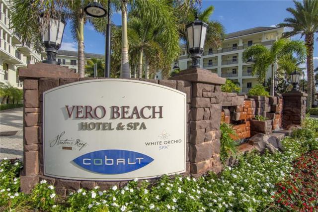 3500 Ocean Drive #430, Vero Beach, FL 32963 (MLS #217481) :: Billero & Billero Properties