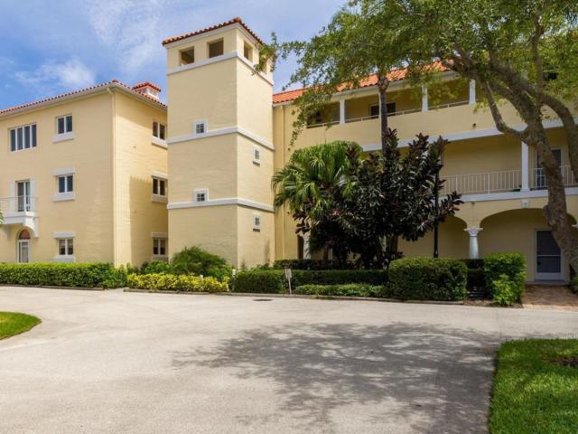 5030 Harmony Circle #104, Vero Beach, FL 32967 (MLS #217839) :: Billero & Billero Properties