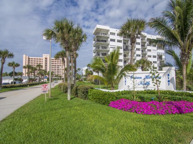 5155 A1a Highway N #814, Hutchinson Island, FL 34949 (MLS #217875) :: Billero & Billero Properties