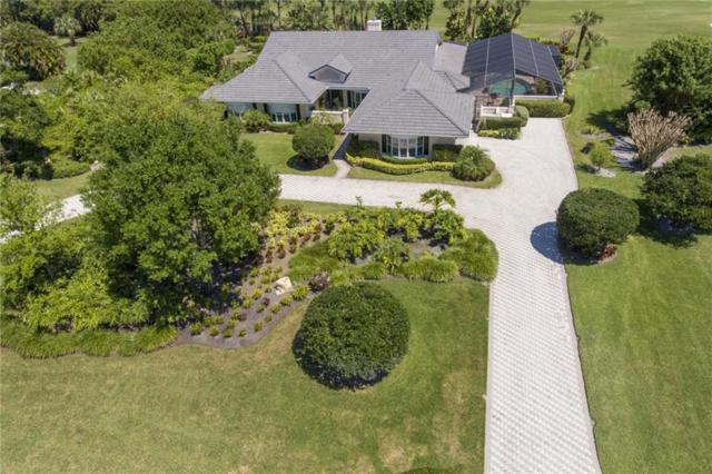 5830 Bent Pine Drive, Vero Beach, FL 32967 (MLS #218918) :: Billero & Billero Properties