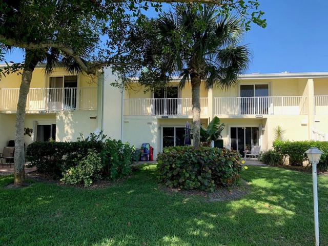 4019 Silver Palm Drive #8, Vero Beach, FL 32963 (#218951) :: The Reynolds Team/Treasure Coast Sotheby's International Realty