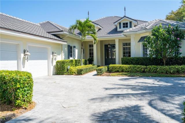 910 Cove Point Place, Indian River Shores, FL 32963 (#218980) :: The Reynolds Team/Treasure Coast Sotheby's International Realty
