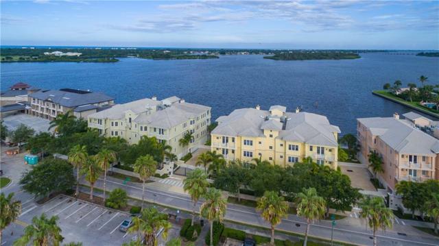 3 Royal Palm Point 2E, Vero Beach, FL 32960 (MLS #219157) :: Billero & Billero Properties