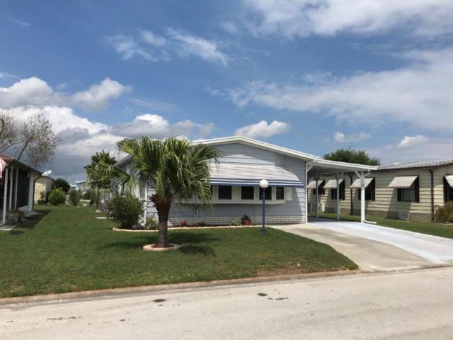 714 Bougainvillea Circle, Barefoot Bay, FL 32976 (MLS #219317) :: Billero & Billero Properties