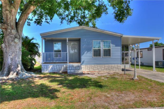 918 Laurel Circle, Barefoot Bay, FL 32976 (MLS #219533) :: Billero & Billero Properties