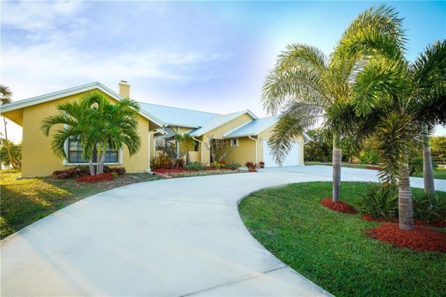 137 Queens Road, Hutchinson Island, FL 34949 (MLS #219594) :: Billero & Billero Properties