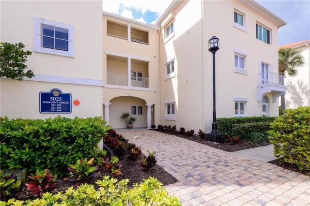 5025 Harmony Circle #102, Vero Beach, FL 32967 (MLS #219606) :: Billero & Billero Properties