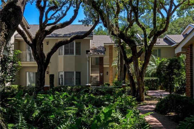 107 W Park Shores Circle 24W, Indian River Shores, FL 32963 (MLS #219697) :: Billero & Billero Properties