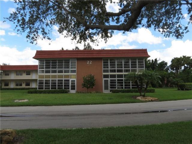 22 Pine Arbor Lane #207, Vero Beach, FL 32962 (MLS #219776) :: Billero & Billero Properties