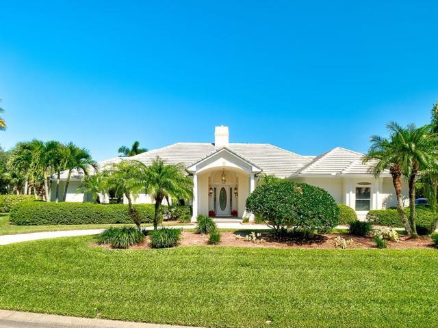 414 Sable Oak Drive, Indian River Shores, FL 32963 (MLS #219846) :: Billero & Billero Properties