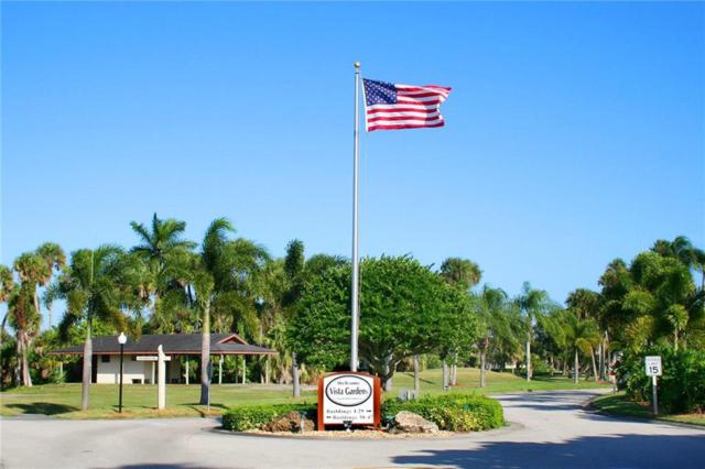 14 Vista Gardens Trail #102, Vero Beach, FL 32962 (MLS #219955) :: Billero & Billero Properties