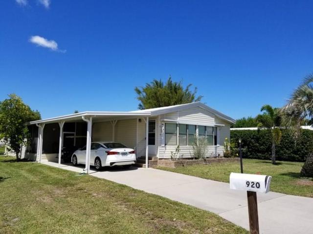 920 Cypress Street, Barefoot Bay, FL 32976 (MLS #219977) :: Billero & Billero Properties