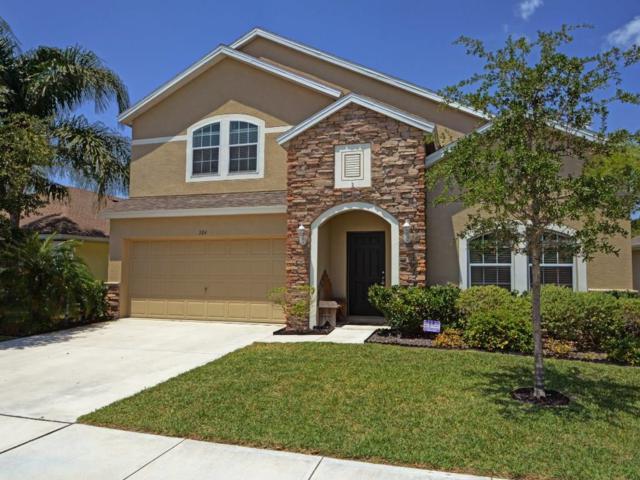 204 Briarcliff Circle, Sebastian, FL 32958 (MLS #220015) :: Billero & Billero Properties