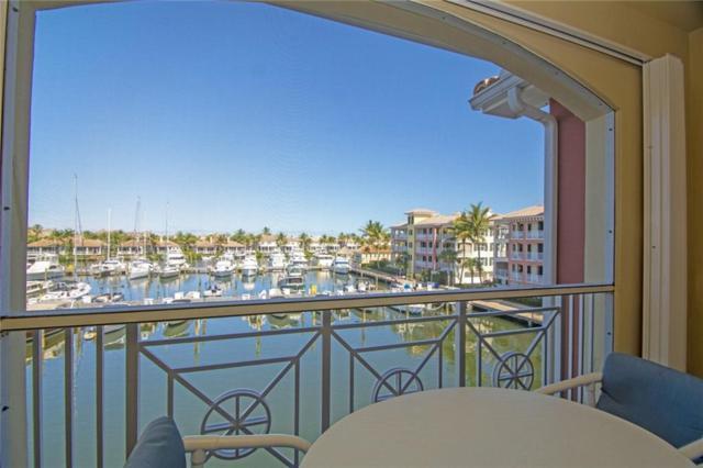 5520 N Harbor Village Drive #302, Vero Beach, FL 32967 (MLS #220101) :: Billero & Billero Properties