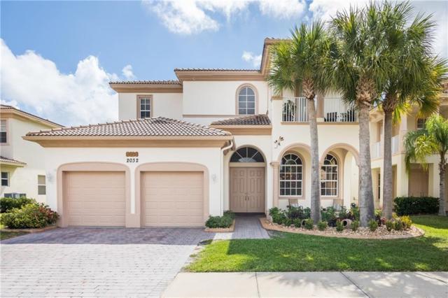 2032 SW Plainfield Drive SW, Vero Beach, FL 32968 (MLS #220103) :: Billero & Billero Properties
