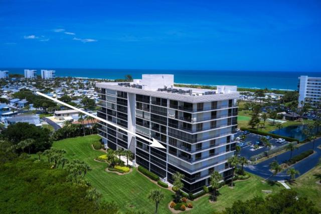 5059 N Hwy Highway A1a 401 #401, Fort Pierce, FL 34950 (MLS #220374) :: Billero & Billero Properties