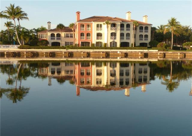 5220 W Harbor Village Drive #302, Vero Beach, FL 32967 (MLS #220515) :: Billero & Billero Properties