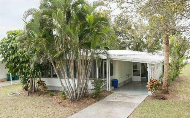 616 Barefoot Boulevard, Barefoot Bay, FL 32976 (MLS #220547) :: Billero & Billero Properties