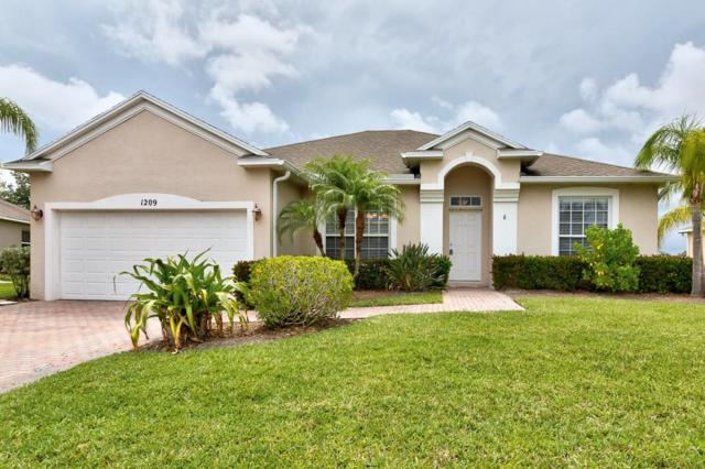 1209 Scarlet Oak Circle, Vero Beach, FL 32966 (MLS #220807) :: Billero & Billero Properties