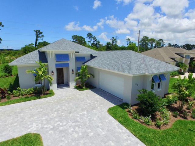 916 Yearling Trail, Sebastian, FL 32958 (MLS #221875) :: Billero & Billero Properties