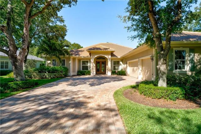 249 Oak Hammock Circle SW, Vero Beach, FL 32962 (MLS #222023) :: Billero & Billero Properties