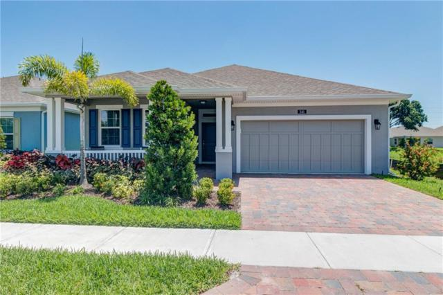 341 Sandcrest Circle, Sebastian, FL 32958 (MLS #222108) :: Team Provancher | Dale Sorensen Real Estate