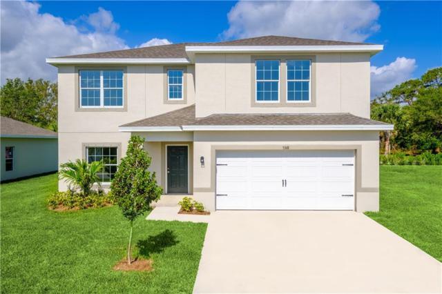 5226 Oakland Lake Circle, Fort Pierce, FL 34951 (MLS #222140) :: Billero & Billero Properties