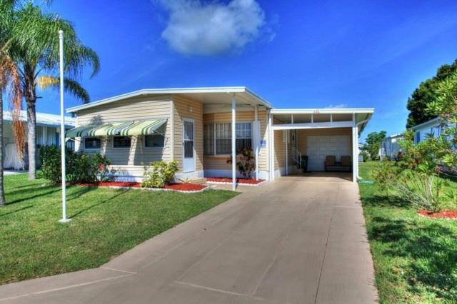 822 Thrush Circle, Barefoot Bay, FL 32976 (MLS #222197) :: Billero & Billero Properties