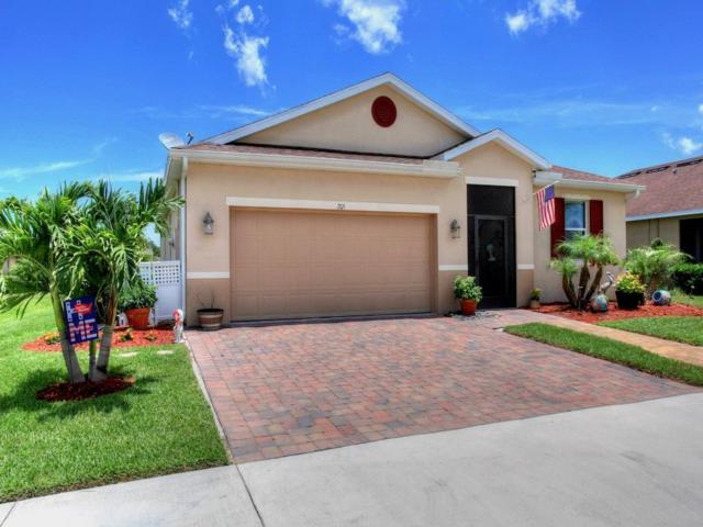 205 Bellamy Trail, Sebastian, FL 32958 (MLS #222288) :: Billero & Billero Properties