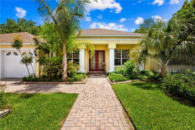 1643 Quinn Drive, Rockledge, FL 32955 (MLS #222435) :: Billero & Billero Properties