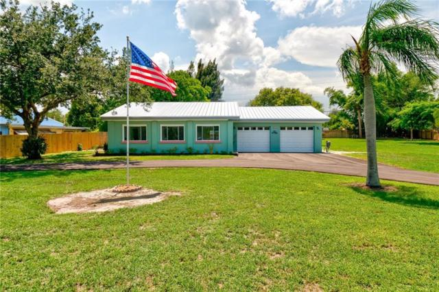 3589 N Old Dixie Highway, Fort Pierce, FL 34946 (MLS #222460) :: Billero & Billero Properties